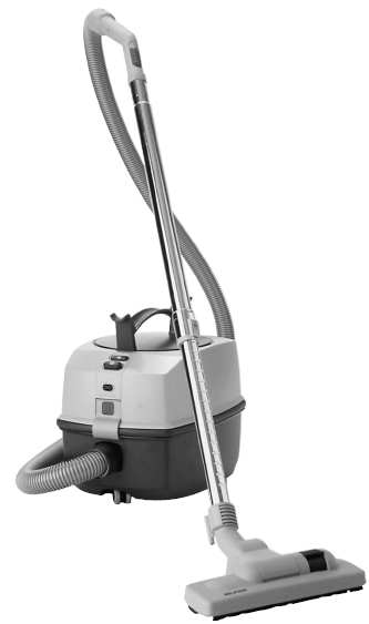 commercial vacuum cleaner gd 1005 nilfisk ebay. Black Bedroom Furniture Sets. Home Design Ideas